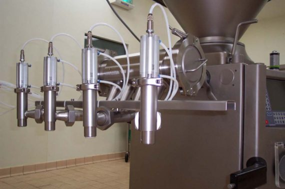 Handtmann для наполнения плавленых и мягких сыров